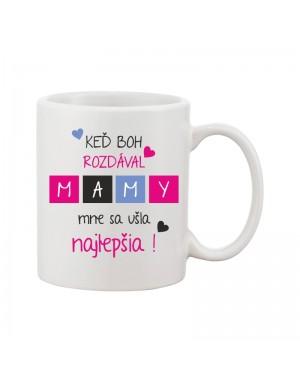 Hrnček Deň Matiek 3
