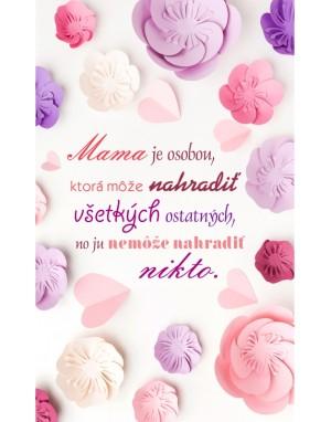 Tabuľka - Deň Matiek