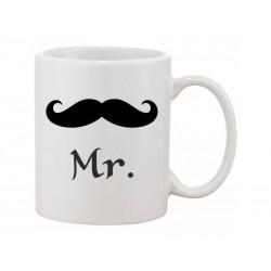 Sada hrnčekov - Mr a Mrs