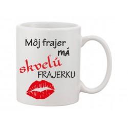 Sada hrnčekov - Frajer, Frajerka
