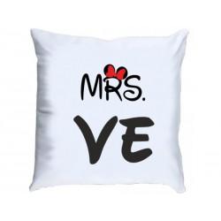 Vankúše - Mr-Mrs-Love