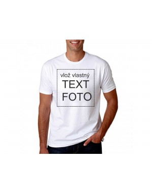 Pánske tričko s vlastným...