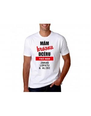 Vtipné tričko - Mám krásnu...