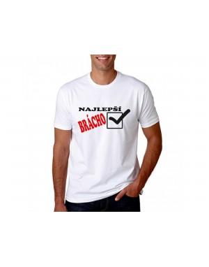 Vtipné tričko - Najlepší...