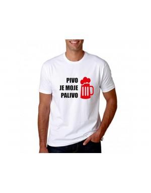Vtipné tričko - Pivo je...