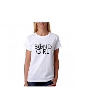 Vtipné tričko - Bond Girl