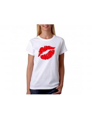 Vtipné tričko - Kiss