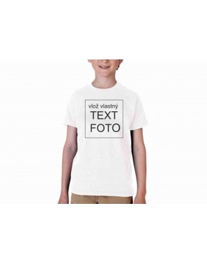 Detské tričko s vlastným...