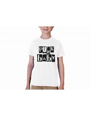 Vtipné tričko - Punk Baby