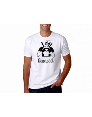 Vtipné tričko - Deadpool