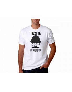 Vtipné tričko - Trust me...