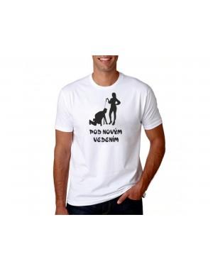 Vtipné tričko - Pod novým...