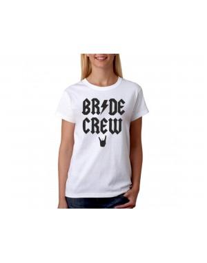Vtipné tričko - Bride Crew