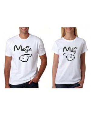 Sada tričiek - Moja-Môj