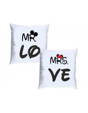 Vankúše - Mr-Mrs-Love